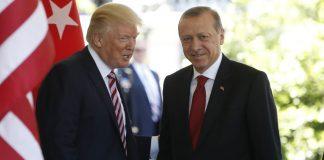 Ερντογάν: «Τον Ιούλιο στην Τουρκία ο Τραμπ»