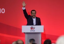 Τσίπρας: «Η Αριστερά έσωσε τη Μακεδονία» (vd)