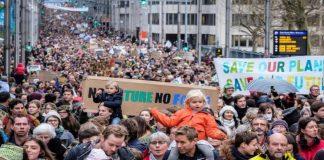 Βέλγιο: Χιλιάδες διαδηλωτές στο δρόμο για την κλιματική αλλαγή