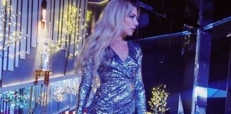 Η Ζοζεφίν βάζει «φωτιά» τις πίστες με τα καυτά φορέματά της! (pics)
