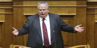 Κοτζιάς: «Θα στηρίξουμε το ψηφοδέλτιο ΣΥΡΙΖΑ χωρίς λευκή επιταγή»