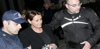 Αίτημα αποφυλάκισης υπέβαλλε η Στ. Κουράκου