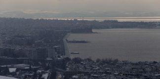 Προβλήματα ηλεκτροδότησης σε περιοχές της Θεσσαλονίκης