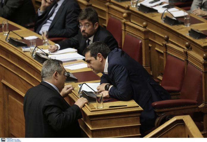 Την Κυριακή η συνάντηση Τσίπρα-Καμμένου - Politik.gr