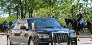 Να «πώς δημιουργήθηκε η Aurus», το αμάξι του Πούτιν (vd)