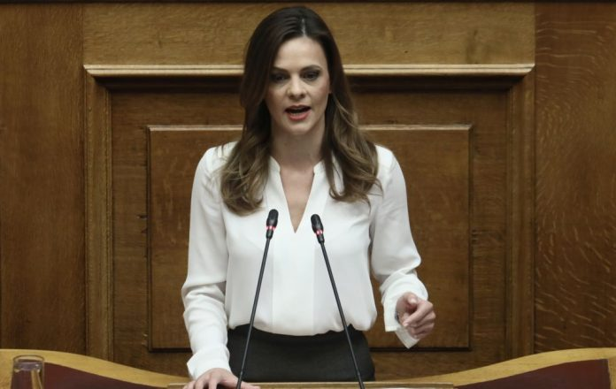 Αχτσιόγλου: «Η πρόταση του ΣΥΡΙΖΑ είναι ένα βήμα μπροστά»