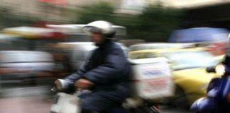 Θεσσαλονίκη: Νεκρός ένας ακόμη διανομέας φαγητού μετά από τροχαίο