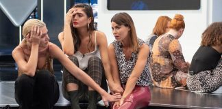 GNTM: Η Μέγκι Ντρίο «καρφώνει» Εύη και Μικαέλα! (vd)