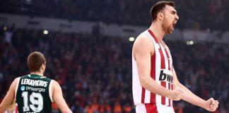 "Euroleague: Εντυπωσιακός Ολυμπιακός, ""πάτησε"" τον ΠΑΟ"