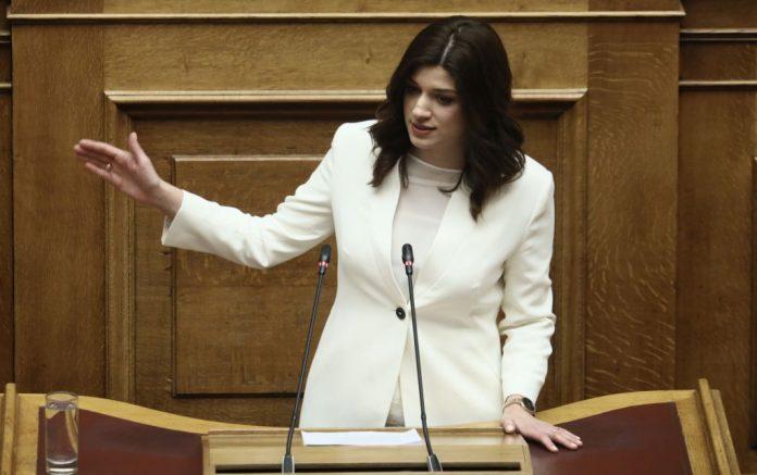 Νοτοπούλου: «Να μην αναβιώσει το κρατικοδίαιτο