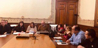 Στο Συμβούλιο της Ε' δημοτικής κοινότητας ο Σπύρος Βούγιας