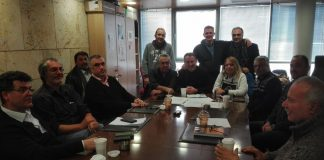 Συνάντηση Βούγια με εργαζόμενους του δήμου Θεσσαλονίκης