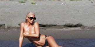 Η Γελένα έστελνε στον Βράνιες γυμνές φωτογραφίες από τη μπανιέρα (pic)