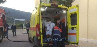 Άργος: Φωτιά στο Γηροκομείο από αναμμένο τσιγάρο