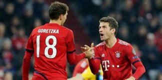 Champions League: Υψηλό σκορ στην Αλιάνζ Αρένα