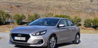 Hyundai i30 Fastback 1.0 - Η καλαισθησία σε πρωταγωνιστικό ρόλο