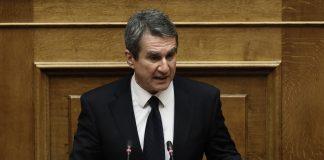 Λοβέρδος: «Ο ΣΥΡΙΖΑ το πιο πελατειακό κόμμα»