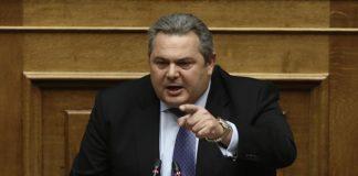 Π. Καμμένος: «Εμείς θα διασφαλίσουμε τη σταθερότητα στη χώρα»