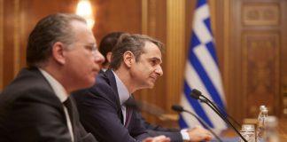 Η ενίσχυση σχέσεων Ελλάδας - Ρωσίας στην ατζέντα Μητσοτάκη