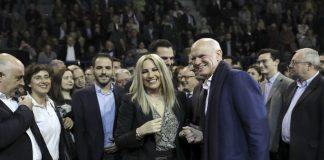 Παπανδρέου: «Στο συνέδριο του ΚΙΝΑΛ για μια παράταξη απέναντι σε ΝΔ & ΣΥΡΙΖΑ»