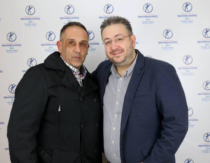 Υποψήφιος με τον Παντελή Τσακίρη ο Στράτος Μαρνασίδης