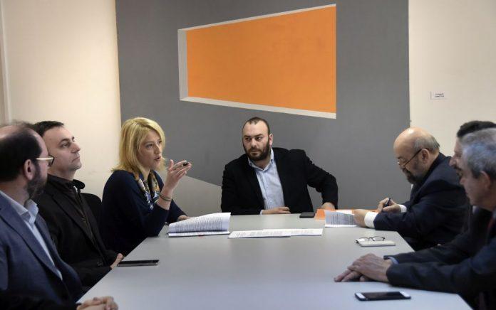 Δούρου: «Πρωτοβουλίες για τη στήριξη κάθε μορφής υγιούς επιχειρηματικότητας»