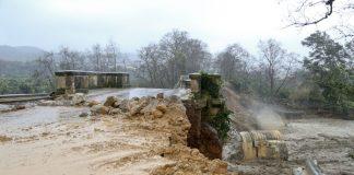 Μεγάλες καταστροφές και πάλι στην Κρήτη