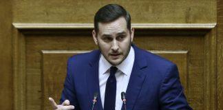 Μάριος Γεωργιάδης: «Ορατός ο διχασμός που έφερε ο ΣΥΡΙΖΑ»