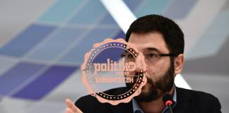 """Νάσος Ηλιόπουλος: """"Νιώθω την Αθήνα σπίτι μου, όχι λάφυρο"""""""