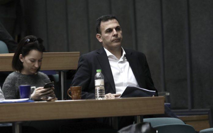 Αποχώρησε από τη θέση του αντιπεριφερειάρχη ο Γιώργος Καραμέρος