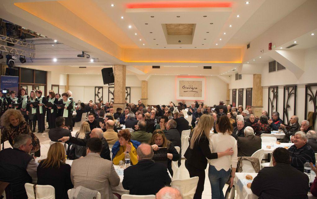 """Θ. Καράογλου: «Για εμένα δεν υπάρχει """"Βόρεια Μακεδονία""""»"""