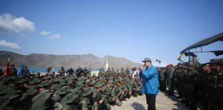Βενεζουέλα: Αυτομόλησαν 13 στρατιωτικοί