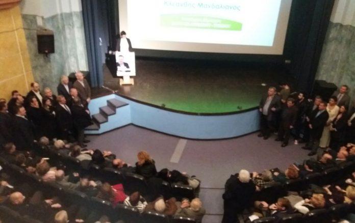 Δ. Κορδελιού – Ευόσμου: Παρουσίασε το συνδυασμό του ο Κλ. Μανδαλιανός