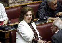 «Δε θα πέσω του θανατά αν δεν είμαι υποψήφια με τον ΣΥΡΙΖΑ»
