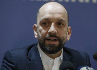 Μπάρκας: «Η ΝΔ τηρεί μια ανεύθυνη στάση στα εθνικά θέματα»