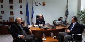 Γιώργος Ορφανός: «Συνεργασία για την ασφάλεια του πολίτη»