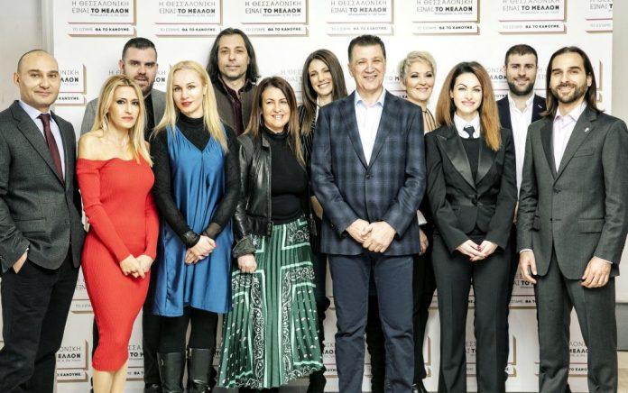 Τους πρώτους 37 υποψηφίους ανακοίνωσε ο Γιώργος Ορφανός