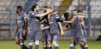 Super League: «Καλπάζει» προς τον τίτλο ο ΠΑΟΚ! 1-5 τον Απόλλωνα