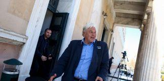 Παπαχριστόπουλος: «Με παρακάλεσε ο Βούτσης να αναβάλω την παραίτηση»
