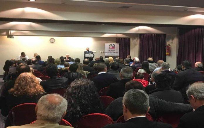 Ψωμιάδης: «Κοινός αντίπαλος τα προβλήματα της Θεσσαλονίκης»