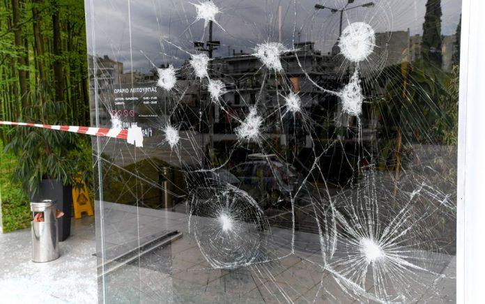 Επίθεση «Ρουβίκωνα» στα γραφεία της ΔΕΔΔΗΕ