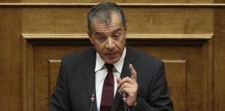 Θεοδωράκης: «Το Ποτάμι θα κατέβει αυτόνομο στις εθνικές εκλογές»