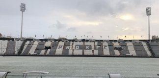 Κατάλευκο το γήπεδο της Τούμπας από την «Ωκεανίδα»! (pic)