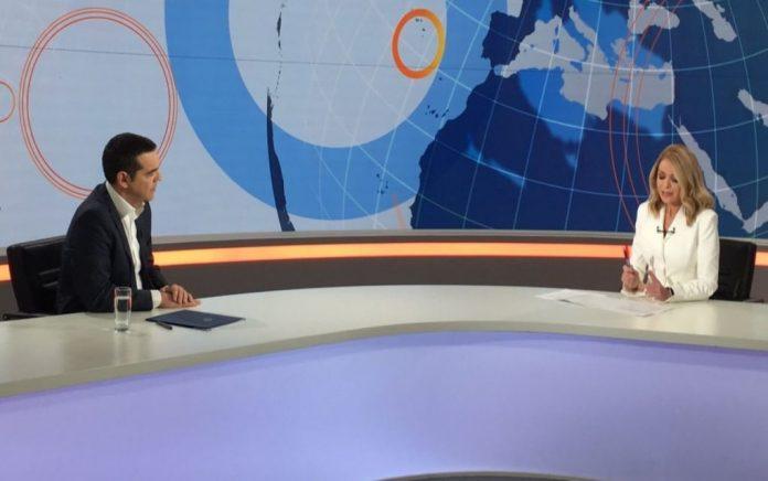 Μηνύσεις για τη διαρροή στη συνέντευξή Στάη - Τσίπρα! (vd)