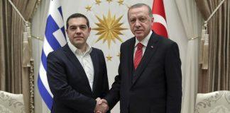Πώς σχολίασε ο κυπριακός Τύπος τη συνάντηση Ερντογάν-Τσίπρα