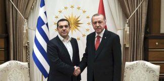 Απάντηση Τσίπρα σε Ερντογάν για τις παραβιάσεις