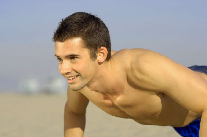 Γυμνάστε το πάνω μέρος σου σώματός σας στο σπίτι σε 10 λεπτά! (vid)