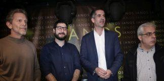 """Άτυπο """"debate"""" χθες για τέσσερις υποψηφίους Δημάρχους για το Δήμο της Αθήνας"""