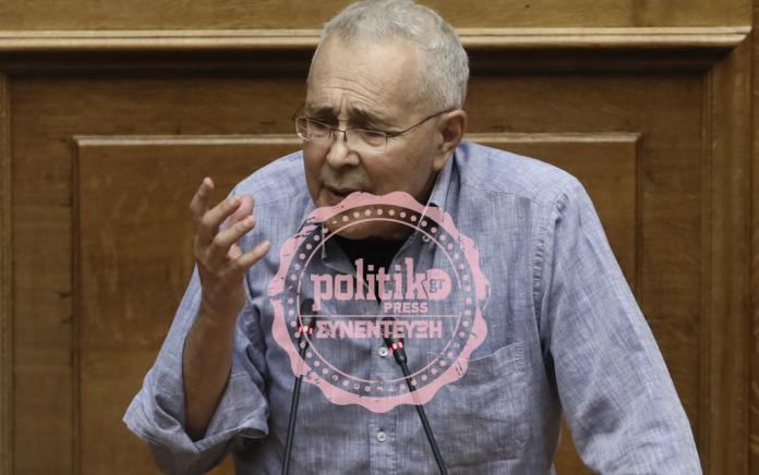Κ. Ζουράρις: Στην Ελλάδα δεν είχαμε «κίτρινα γιλέκα» λόγω ΣΥΡΙΖΑ