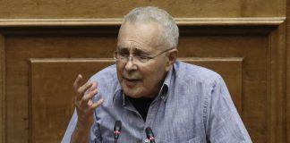 Ζουράρις: «Υπερπρωθυπουργός ο Μαρινάκης» (vd)